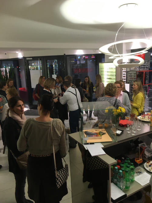 Frauen Event bei Ring Optik